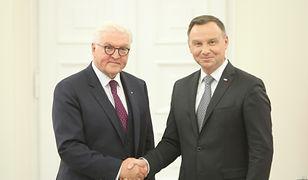 Frank Walter-Steinmeier spotka się z Andrzejem Dudą