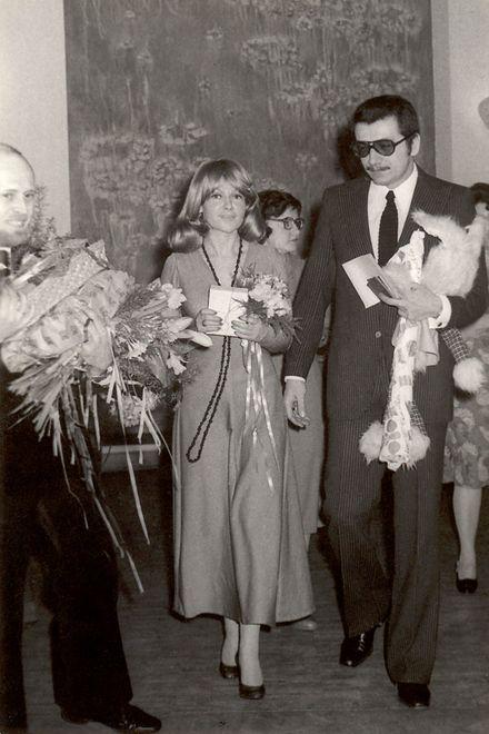 Mąż Marii Czubaszek przerywa milczenie