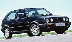 40 lat VW Golfa GTI