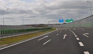 Częściowo otwarty kolejny odcinek obwodnicy Warszawy