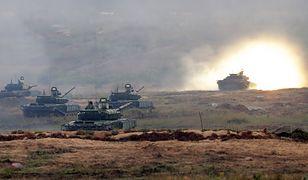 """Rosja przygotowuje armie do wojny? """"Manewry o znaczeniu strategicznym na dużą skalę"""""""