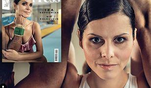 """Iza Koprowiak na okładce """"Press"""""""