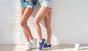 Krostki po goleniu szpecą piękne, gładkie nogi