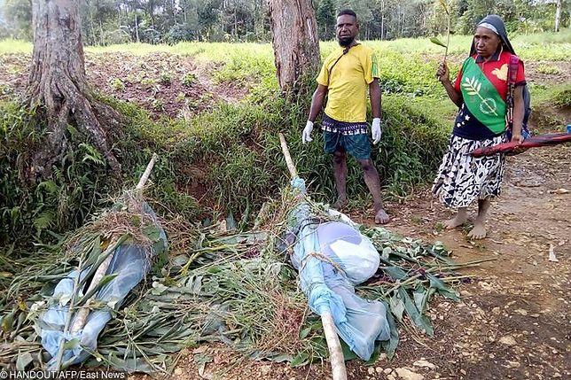 Papua-Nowa Gwinea. Masakra ludności cywilnej. Wśród ofiar kobiety i dzieci