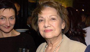 W szczytowym momencie kariery Irena Dziedzic była jedną z najpopularniejszych twarzy TVP