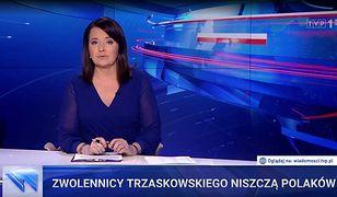 """""""Wiadomości"""" TVP uderzają w wyborców"""