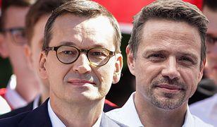 """Premier Morawiecki mówi często o """"Rafale"""" albo """"panu Rafale"""""""