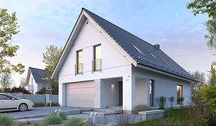 Projekt domu Dostępny 3 WAW1080