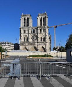 Minął rok od pożaru w Notre Dame. Jak dziś wygląda katedra?