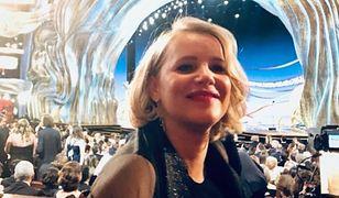 """Joanna Kulig, gwiazda """"Zimnej wojny"""", pojawiła się na Oscarach 2019"""