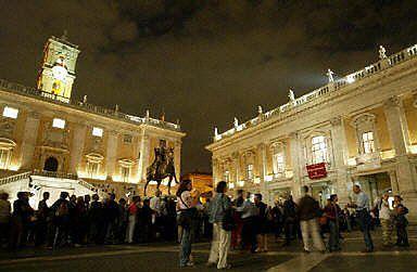 Brak prądu sparaliżował Włochy