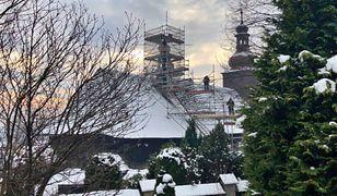 Śląsk. Kościół w Łodygowicach wypięknieje