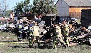Pożar w Nowej Białej. Prokuratura wszczęła śledztwo