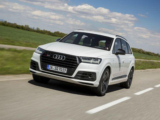 Nowy SUV Audi - SQ7. Szybki jak Porsche, oszczędny jak kompakt