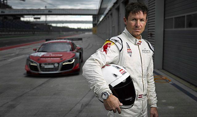 Felix Baumgartner w 24-godzinnym wyścigu na torze Nürburgring