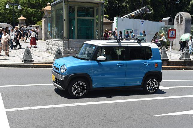 Suzuki Hustler, to jedna z nowszych i popularniejszych konstrukcji w ofercie firmy z Hamamatsu
