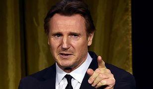 Liam Neeson znów gra twardziela - zobacz fragmenty filmu