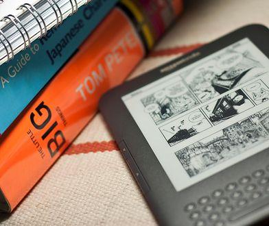 Czytnik e-booków pozwala na dostęp do ulubionych publikacji w każdym miejscu