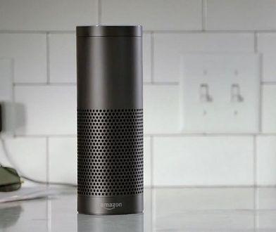Co usłyszał głośnik Amazon Echo?