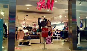 Sklep sieci H&M.