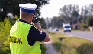 Za znaczące przekroczenie prędkości w terenie zabudowanym policja zabiera prawo jazdy