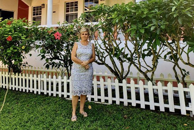 Barbara od ponad dziesięciu lat prowadzi pensjonat na Jamajce