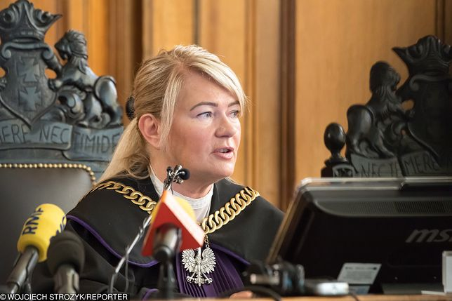 Ogłoszenie wyroku w sprawie Amber Gold przełożone. Sędzia Lidia Jedynak kontynuuje odczytywanie wyroku
