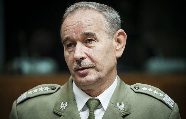 Gen. Mieczysław Gocuł, szef Sztabu Generalnego WP: z końcem stycznia pożegnam się z mundurem