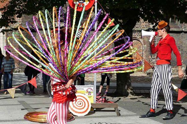 Festiwal sztuk ulicznych we Wrocławiu. Będą klauni, akrobaci i muzycy