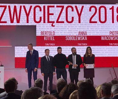 Kittel, Sobolewska i Wacowski nagrodzeni