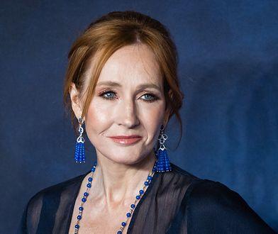 J.K. Rowling skrytykowana przez internautów. Powodem transfobiczne wpisy