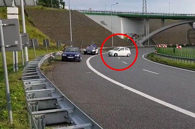 #dziejesiewmoto: wypadek przy policji, samolot na rosyjskiej drodze i testy Mercedesa-AMG GLE 63