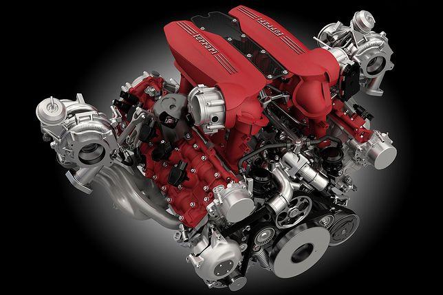 Międzynarodowy silnik roku – 3,9 biturbo V8 Ferrari