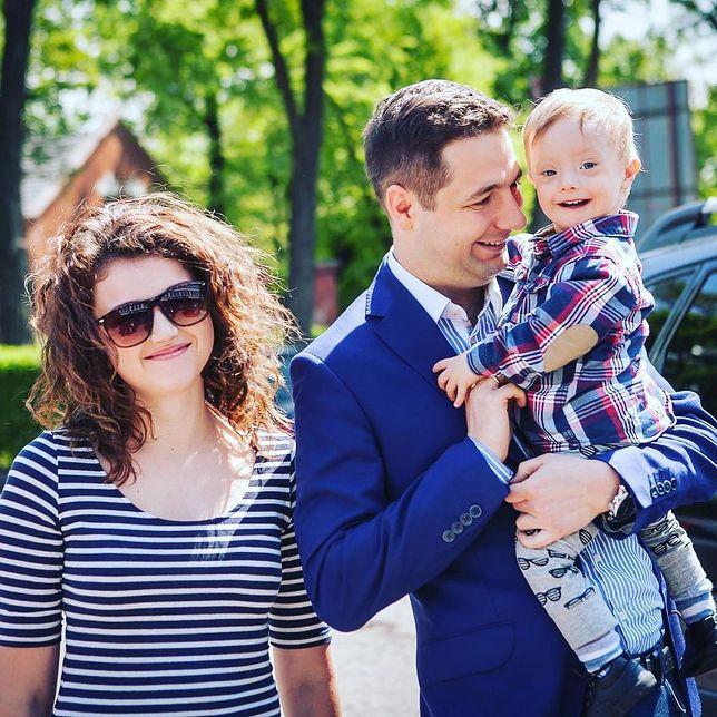 Patryk Jaki chwali się rodziną na Instagramie.