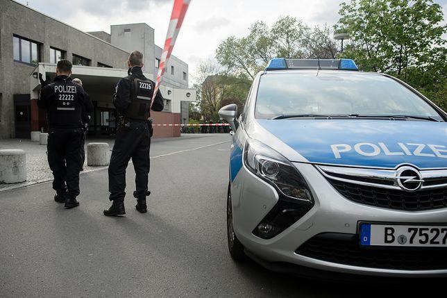 Niemiecka policja ostrzega przed zamachowcami