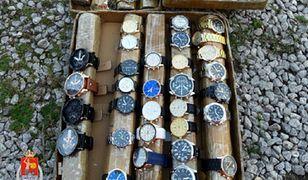 Podróbki za 10 mln złotych. Ukrainiec i Ormianin przyłapani na gorącym uczynku