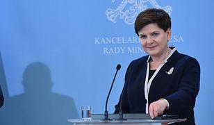 Beata Szydło, wicepremier ds. społecznych