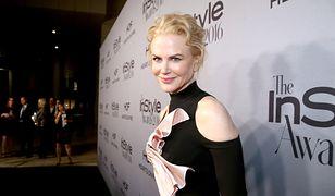 Gładkie czoło Nicole Kidman. Znowu coś zmieniała w twarzy?