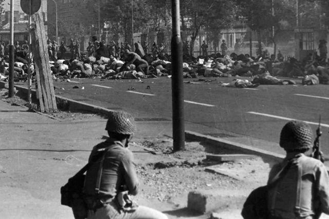 Ulice spłynęły krwią, dziesiątki ludzi zginęły - zdjęcia