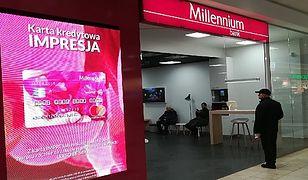 Bank Millennium ostrzega przed oszustami