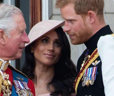 Ciężkie chwile w rodzinie królewskiej