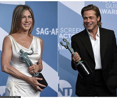 Brad Pitt i Jennifer Aniston mogli być znowu parą