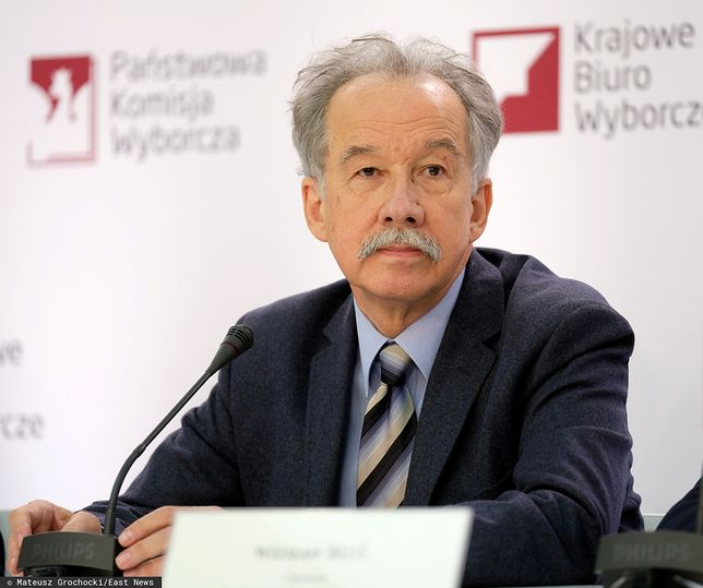Sędzia TK w stanie spoczynku oraz były szef PKW Wojciech Hermeliński