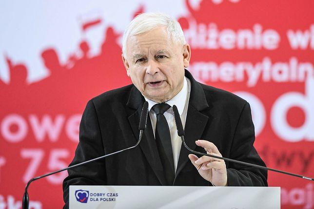 Jarosław Kaczyński o Marianie Banasiu: drugiego Kwiatkowskiego nie będzie