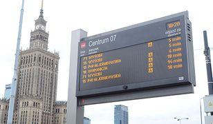 Warszawa. Podczas weekendu wprowadzone zostaną zmiany w ruchu i komunikacji miejskiej.