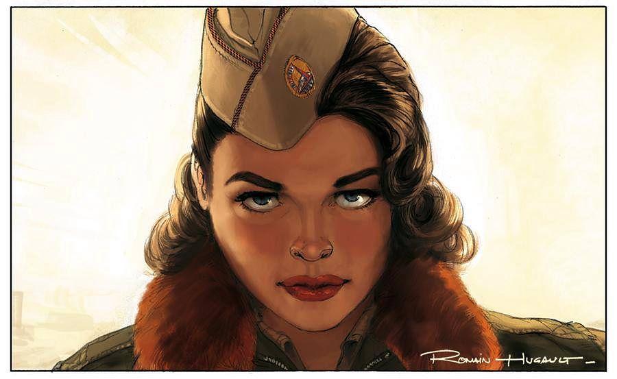 """""""Angel Wings"""", II wyd. – recenzja komiksu wydawnictwa Scream Comics"""