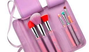 Bajkowo kolorowe akcesoria do makijażu