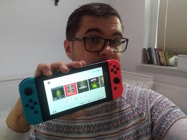 Ja i mój Switch