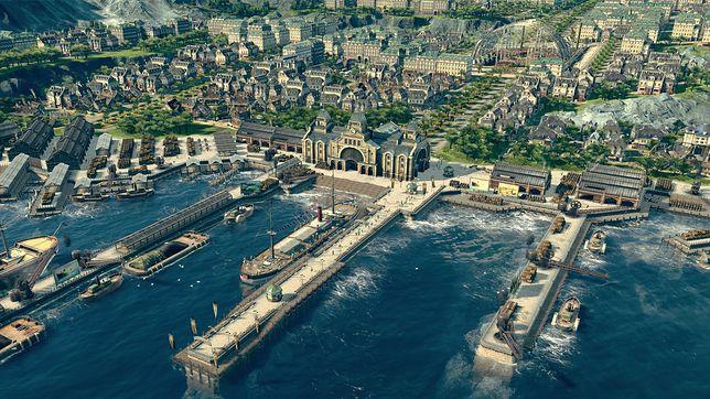"""Gamescom 2018: """"Anno 1800"""", czyli piękna wyprawa w czasy rewolucji przemysłowej"""