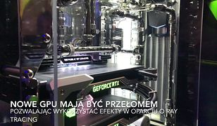Premiera nowej serii kart graficznych GeForce